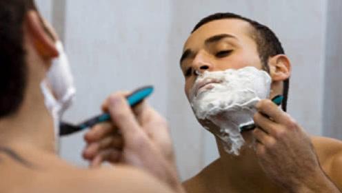 男性刮胡子的频率决定寿命长短?哪些时间最好别刮?告诉你答案