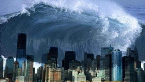 如果在海上看见方形波浪,赶紧跑别思考!否则这辈子就完了!