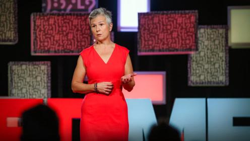 TED:科学界不了解我孩子的罕见病,直到我决定去研究它