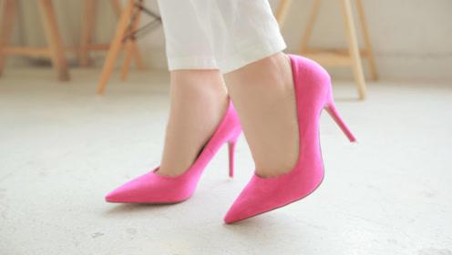 时尚的高跟鞋,该怎么选才能穿出独特魅力,低奢时尚有魅力
