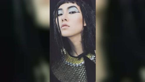 让同事更尊敬你的埃及艳后妆