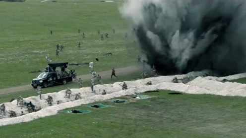 一战题材电影拍摄现场,场面还挺宏大!