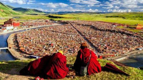 中国最美尼姑庵,近2万尼姑在此修行,天黑后一项规定令人不解