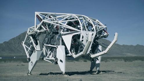 3个超震撼的机械巨兽,就像从科幻影片中走出的一样