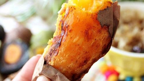 红薯这样吃,癌症、血栓、胃病全都跑,常吃提高免疫力,增强体力