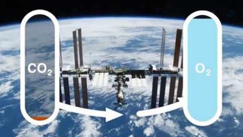 国际空间站的氧气是哪儿来的,为什么不会耗尽呢?其实答案很简单