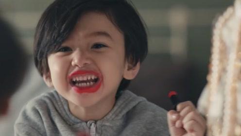 泰国广告发人深思《喜欢化妆的小男孩》