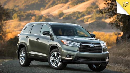 除了汉兰达 合资中型SUV最值得选的两款车!