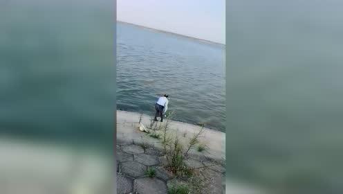 鱼:我是你这辈子不可能得到的鱼!网友:求生欲太强!
