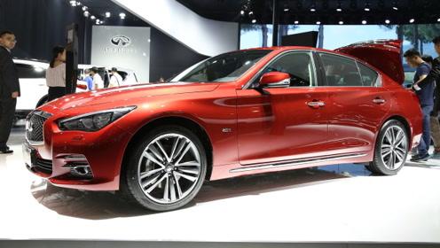 英菲尼迪又一新车崛起了!全新设计比途昂还大气,性价比远超汉兰达