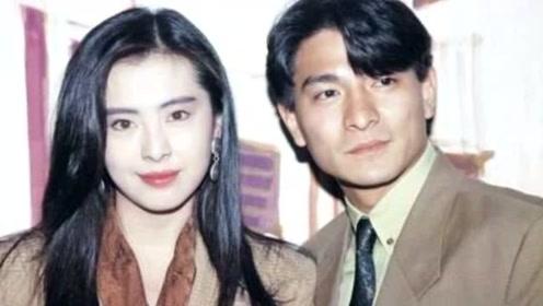 她曾公开表白刘德华,却和男歌手苦恋17年,今52岁容颜依旧