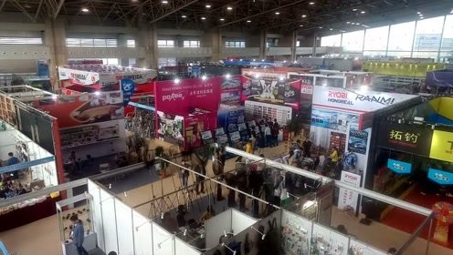第十二届(中国渔具制造业基地)威海国际渔具博览会实况掠影