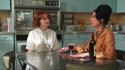 《致命女人》太上头 这三个女人除了脑子性感,家里装得更性感