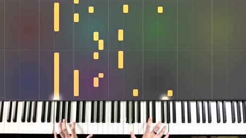 """钢琴演绎-薛之谦新歌""""尘"""",再一次打动人心!"""