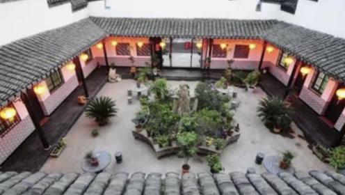 """北京""""最牛""""四合院,祖辈与皇帝做邻居,如今价值10亿人民币!"""
