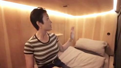 在香港100㎡以上的都叫豪宅,胶囊酒店长什么样?