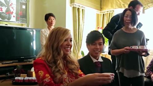 俄罗斯姑娘嫁入中国,婚后丈夫这一点,让姑娘直言无法接受