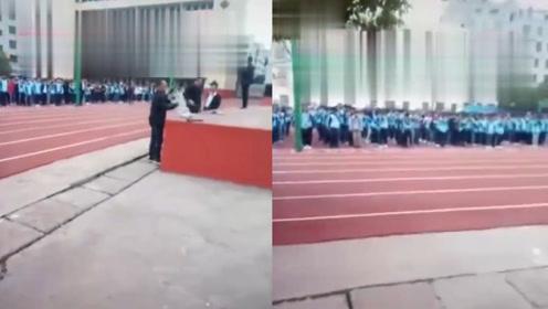 安徽一中学公开砸毁学生手机,校长回应:有点过激,不做危害更大