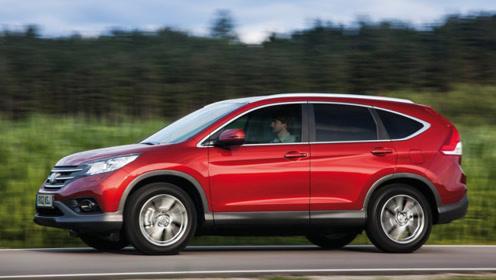 本田良心7座SUV来袭!新车帅过途观L,四驱油耗不足4毛,售价11万
