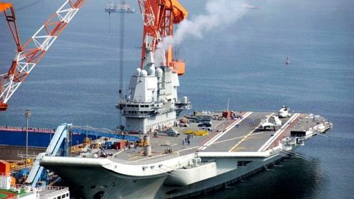 国产航母主机重启,或有大动作,何时服役?参考辽宁舰或得出答案