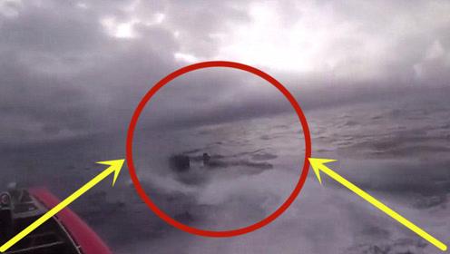 美国警察海面追捕,眼看犯人就要逃走,这一举动令人震惊!