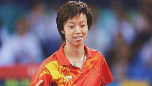 张怡宁19个世界冠军,为啥没有世界排名?乒联:实力不允许啊!