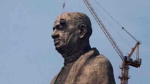 """印度""""最疯狂""""的追星,耗资30亿建偶像雕塑,比自由女神还要高"""