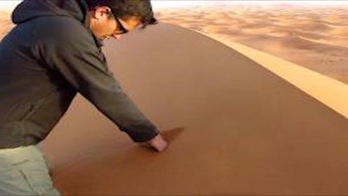 """将沙子""""加热""""到500度后,真的能变成""""玻璃""""吗?老外冒险亲测!"""