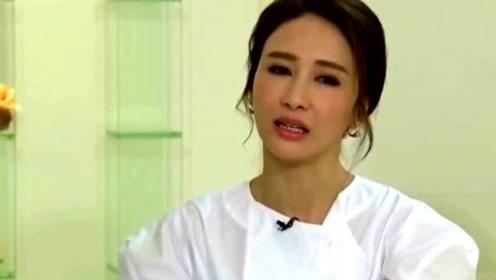 黎姿童年演戏旧照被女儿认出 齐刘海短发青涩可爱