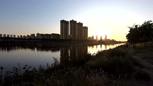 30秒看看故乡的河辽宁鞍山万水河