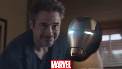 《复联4》钢铁侠已经变成了AI?这个细节就是证据!