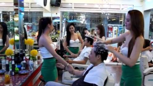 为何男游客去越南旅游,排队等候也要理发?今天终于明白了