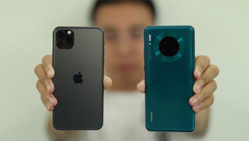 华为苹果最新旗舰手机,你怎么选?