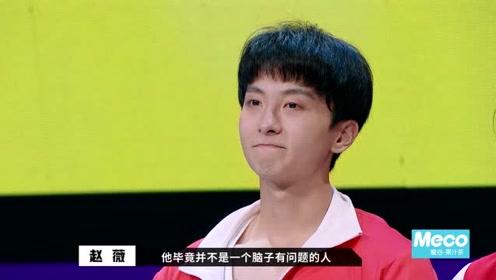 青年演员牛骏峰,饰演一个自闭症,没有任何台词深深的陷入进去