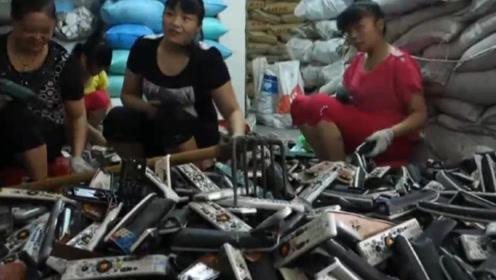 广东一小镇因垃圾出名,每年炼出15吨黄金,如今成了最毒的地方!