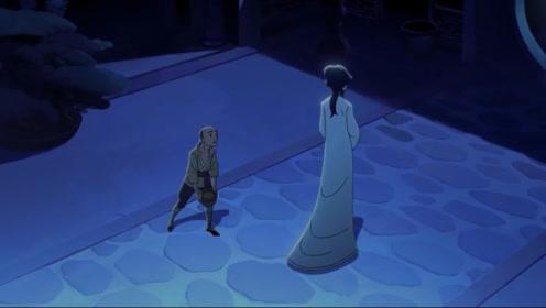 小和尚早已看破红尘,却在遇到狐妖那刻,彻底没入尘世之中