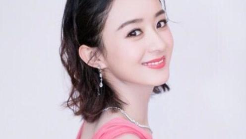 赵丽颖深夜微博8连发,感谢好友们生日祝福,社交颖宝好可爱