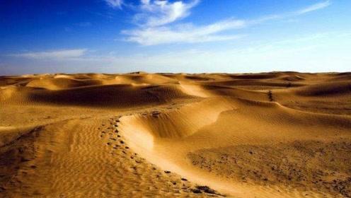 沙漠突然下起大暴雨,降雨量超9年总和,专家已经坐不住了