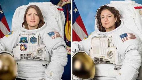 赶制新宇航服,NASA今日开启人类首次全女性太空行走