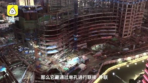 """全国首次!云南在建最高楼""""闷爆""""3秒搞定,像过年放鞭炮"""