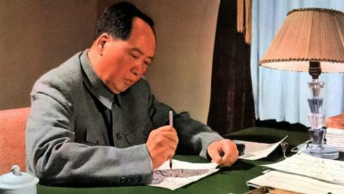 领袖很关心自己的儿媳,晚年曾给她写过一封信,《上邪》一篇要多读
