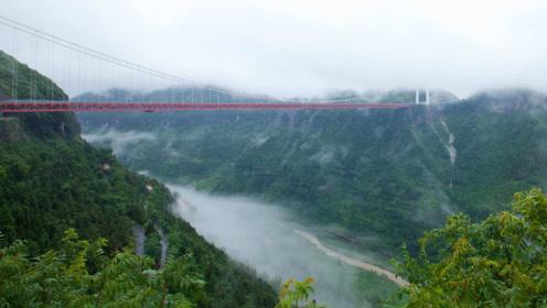"""中国耗费五年,修建""""最牛""""高速工程,一举创造四个""""世界第一"""""""