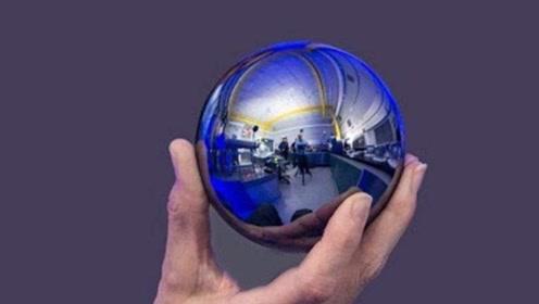 为了建造最圆的球体,专家花费了1000万!成为了全世界的独一无二