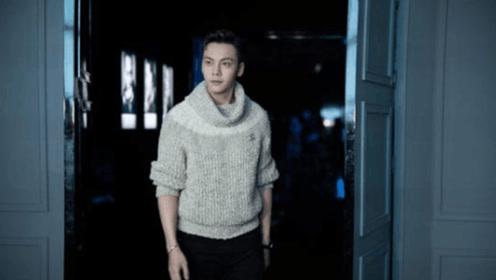 陈伟霆说自己的生图就是精修图 殊不知全是配饰戴得好