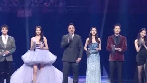 欧阳娜娜关晓彤杨颖三位女星同台比美,网友吐槽神仙打架难分胜负