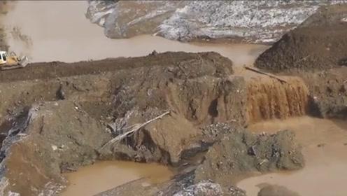 俄罗斯水坝坍塌事故已致15人死亡 原因系违规开采金矿