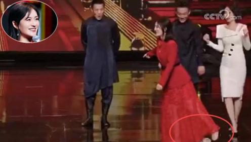 《我要上春晚》开播!谢娜为了跳舞在台上脱高跟鞋,被夸 张弛有度