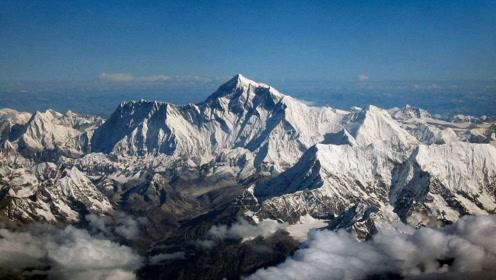 一分钟带你了解珠峰 明明跨越两国却为何都说是中国的