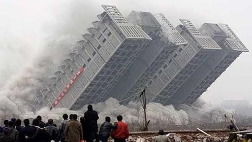 科普一下:4个建筑拆除失误的瞬间