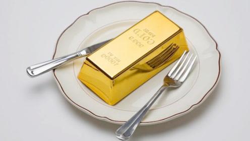 世界最贵的5种食物,一勺就破产,放你面前敢吃吗?